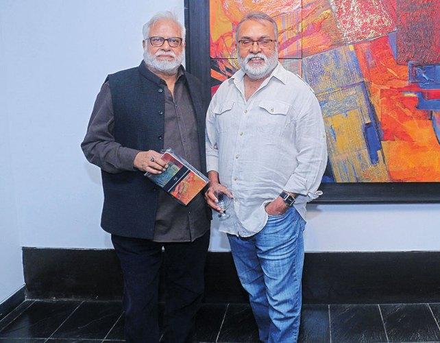Manu Parekh, Samir Mondal