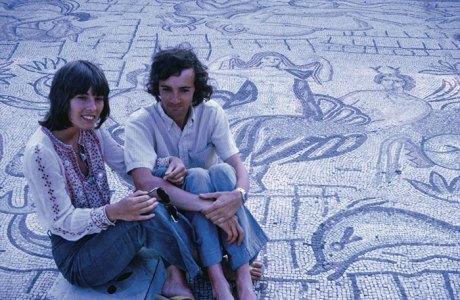 1972, Ostia Lido, Italy