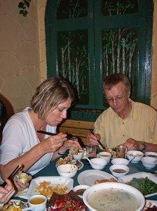 2006, Shanghai Restaurant