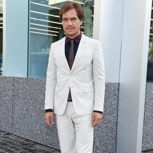 Michael Shannon at Prada