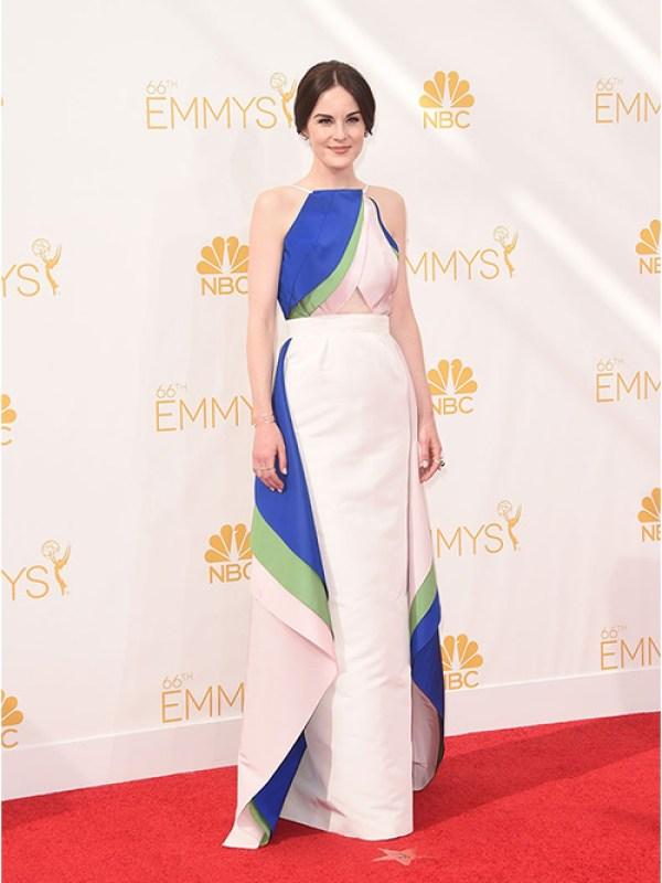 Michelle Dockery Emmy Awards 2014