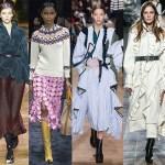 Midi length, Fashion, Paris Fashion Week Fall 2017, Trends