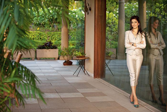 Mira Gulati, Principal Designer and Founder of Mirari Jewels