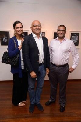 Mirella Fore, Kaveer Shahani, Asad Lalljee