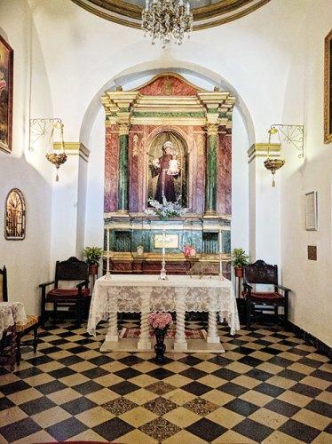 The Ermita de San Antonio de Padua