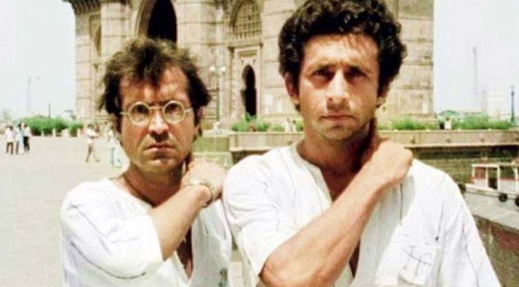 Jaane Bhi Do Yaaron (1983) directed by Kundan Shah