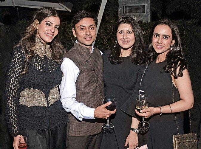 Mukula Arora, Vikrum Baidyanath, Parul Gupta, Puja Sekhri