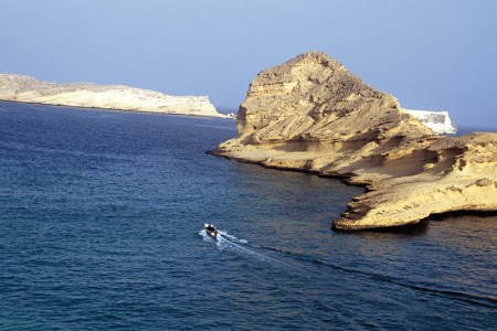Exploring the Omani seas
