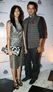 Surabhi and Nachiket Barve
