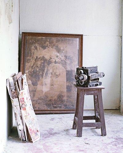 "Nandita Raman, Mitchell camera (silent film era) -11 from ""film studio series"", 2013-2014"