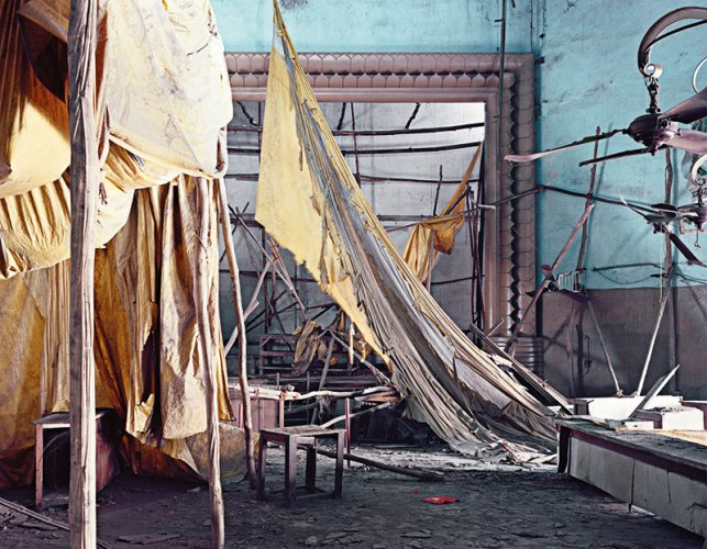"Nandita Raman, Chitra from ""Film Studio Series"", 2013"
