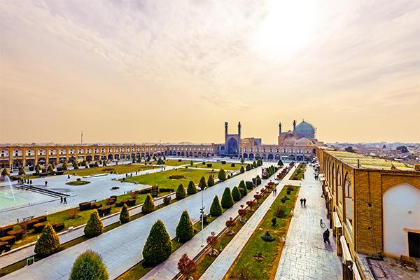 Naqsh-e-Jahan Square