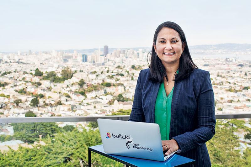 Neha Sampat, CEO, Built.io