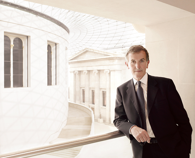 Neil MacGregor, Director of the British Museum