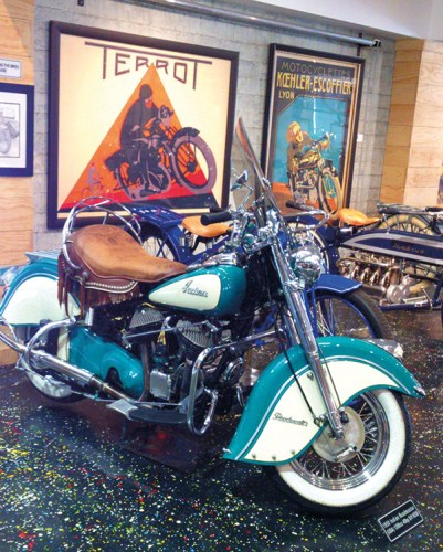 The New Zealand Classic Motorcyles Museum