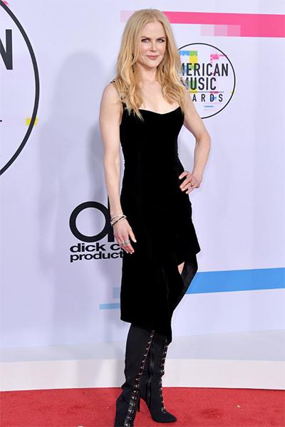 Nicole Kidman in Olivier Theyskens