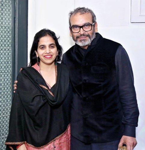 Niharika Singh, Subodh Gupta