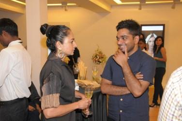 Sabina Chopra, Nimish Shah