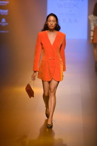 Shift by Nimish Shah at Lakmé Fashion Week Winter/Festive '18