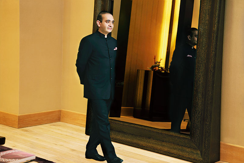 Nirav Modi, Diamantaire