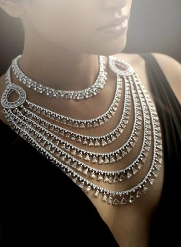 Maharani Diamond Necklace