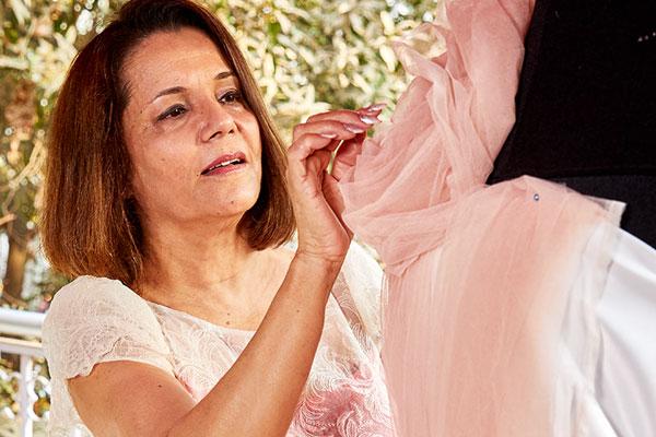 Noreen Coelho, Noreen's Bridal Studio