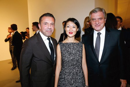 Olivier Widmaier Picasso, Fleur Pellerin, Sidney Toledano