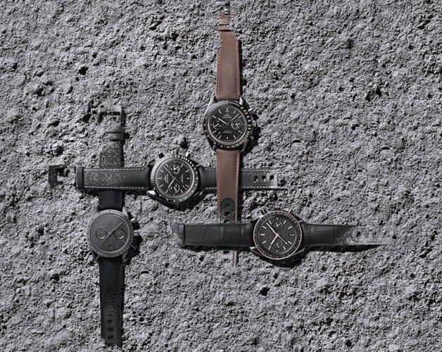 Omega Speedmaster Moonwatch 'Dark Side of the Moon'