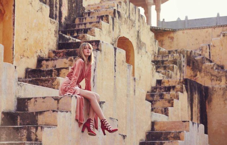 On Carmen: Venice booties