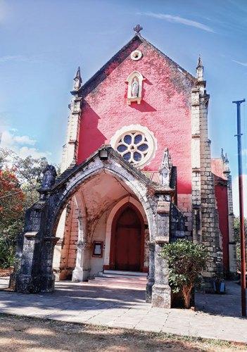 100-year-old Roman Catholic Church