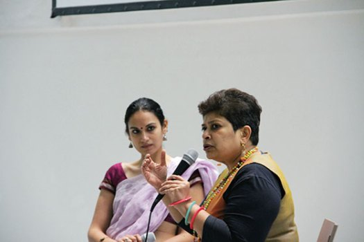 Karanjeet Kaur in conversation with Bishakha Datta
