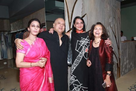 Parveen Khan, Shujaat Khan, Poonam Bhagat, Taruna Singhi