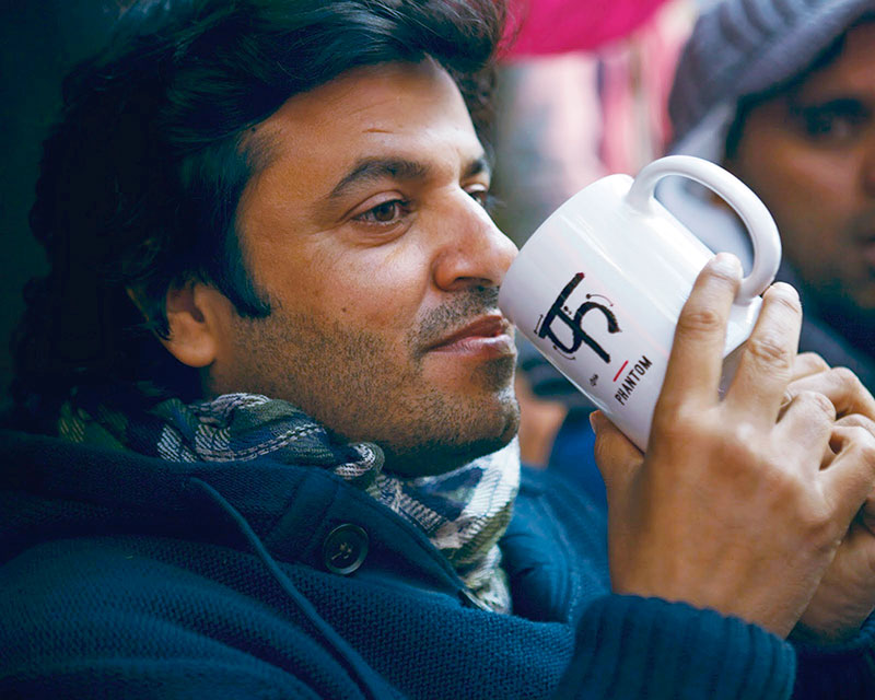 Parveez Shaikh, Chaitally Parmar And Vikas Bahl, Writers, Queen