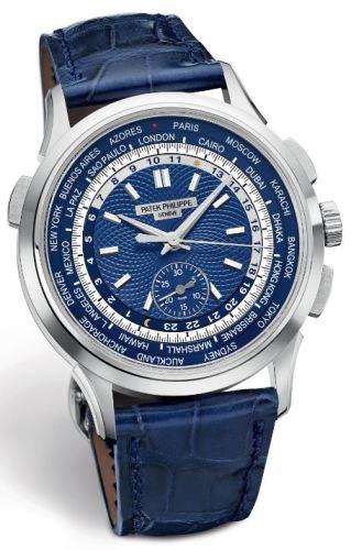 Patek Philippe World Time Chronograph