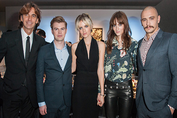 Gucci Kris Knight Pop up Store at ifc mall hong kong flora knight Patrizo di Marco, Kris Knight, Miranda Kilbey, Elektra Kilbey, James Franco