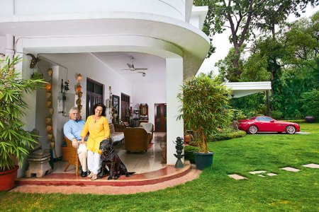 Peter and Daniela Honegg: living the expat life
