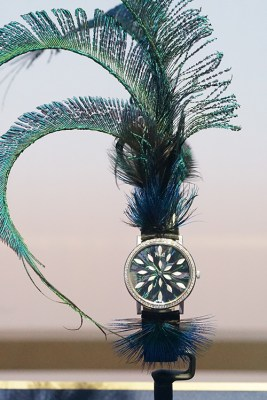 Piaget Secrets and Lights Altiplano Feather Marquetry