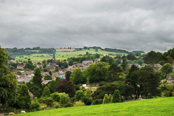 Bakewell countryside