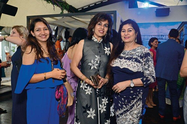 Pooja Wadhwa, Ramona Prabhu, Mayuri Mehta