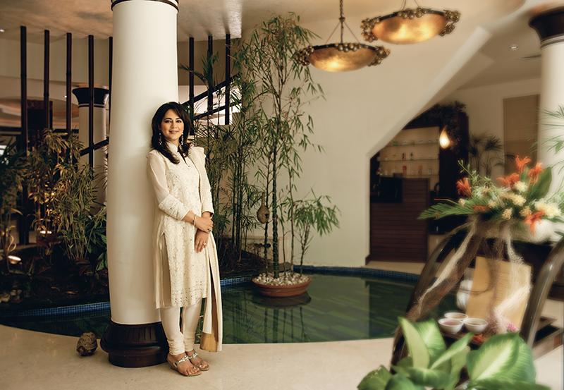 Poonam Sharma, Vedic Spa, New Delhi
