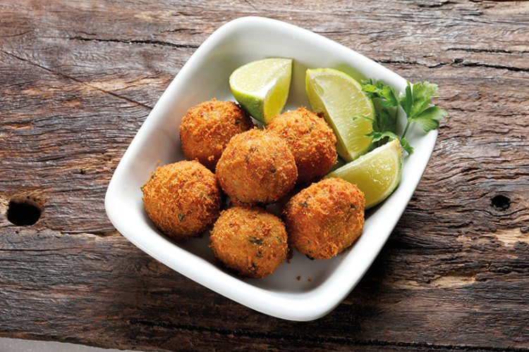 Bacalhau Fritters