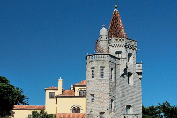 Museu Condes de Castro Guimaraes, Cascais