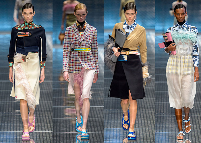 Prada, Milan Fashion Week, Milan Fashion Week SS17, Milan Fashion Week Spring Summer 2017, Fashion,