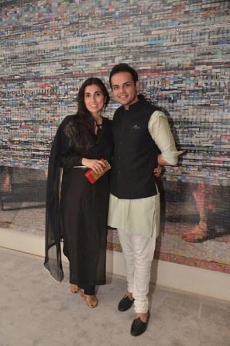 Prerna Malhotra, Ashiesh Shah