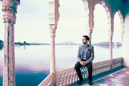 Kumar Saaheb Padmanabh Jadeja: 'calm and cool'