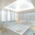 Private hammam room at the Pürovel Spa & Sport at Swissotel The Bosphorus, Istanbul