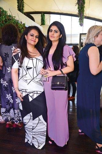 Priya Awasty, Shivani Awasty