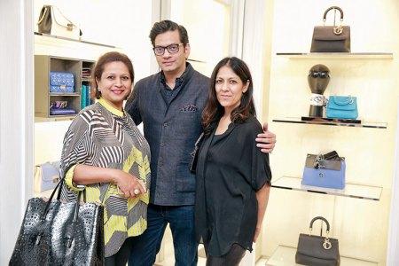 Priya Paul, Raghavendra Rathore, Radhika Chopra