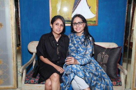Priyanka Modi, Anju Modi