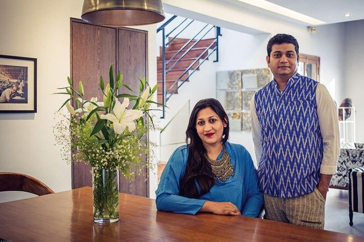 Priyanka and Prateek Raja: celebrating free expression